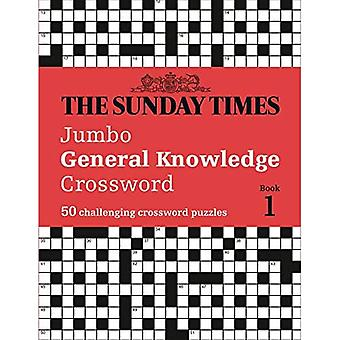 The Sunday Times Jumbo General Knowledge Crossword:� 50 general knowledge crosswords
