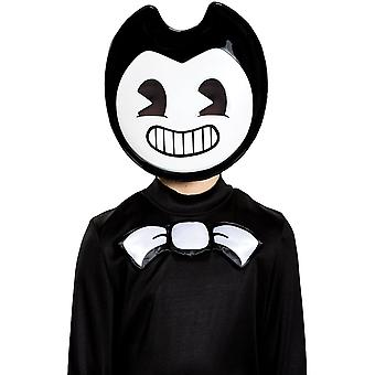 Bendy Half Mask - Child - Bendy and the Ink Machine