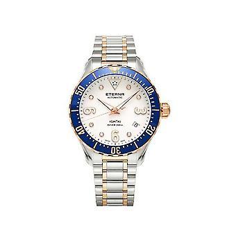 Luxury Kontiki Diver Blue/Silver Watch for Woman 1280.66.69.1734