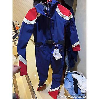 Combinaison haute taille large combinaison de ski large, Femmes & s Tight Vêtements de ski léger