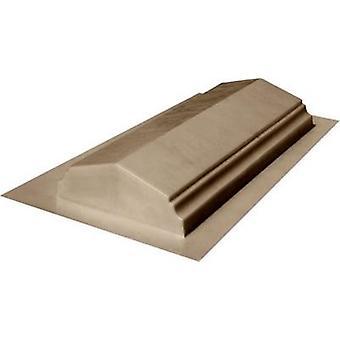 قوالب بلاستيكية لخرسانة رصف ألواح جدار الحجر بلاط الاسمنت Handhold