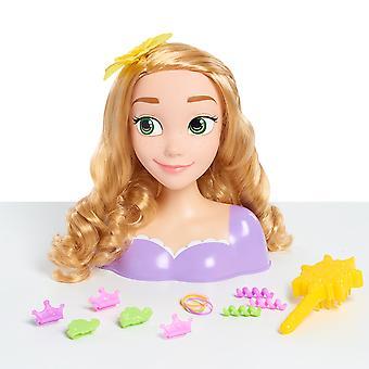 Disney princesa cabeça de estilo rapunzel básico