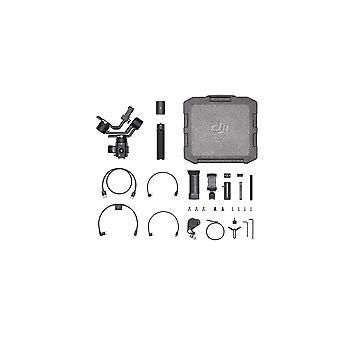 Dji ronin-sc - pro combo gimbal sarja 3-akselinen ammatillinen kannettava stabilointiaine, ohjauskaapelit, ho