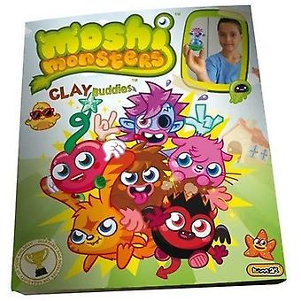 Moshi Monster Clay Buddy Deluxe Pack - ZOMMER