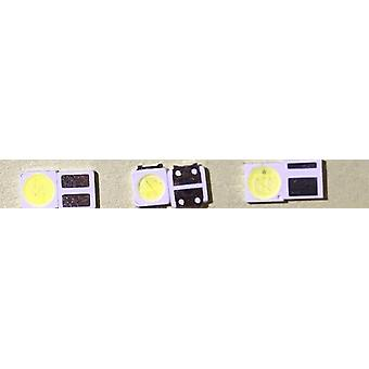 Power Led Double Chips 1w 1.5w 2w 3v-3.6v 6v Lextar Jufei Aot Cool White