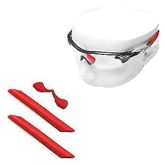 Nose Pads Earsocks Lock Path Zonnebril rubber kits voor Oakley Radar