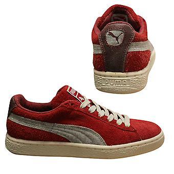 Puma Süet Klasik Sağlam Lo Casual Erkek Sıkıntılı Kırmızı Eğitmenler 355366 03 B51C