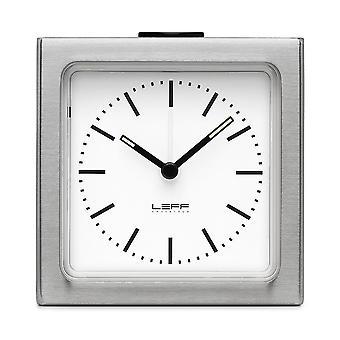 Leff Amsterdam LT90001 Block Alarm Clock