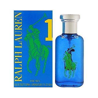 Ralph Lauren Big Pony 1 Blå För Män Eau de toilette spray 100 ml