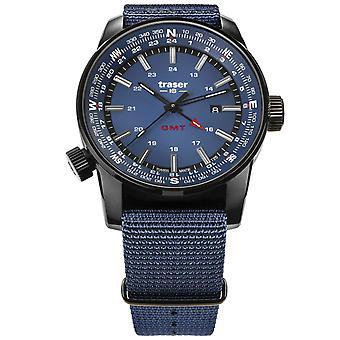 Mens Watch Traser H3 109034, Quartz, 46mm, 10ATM