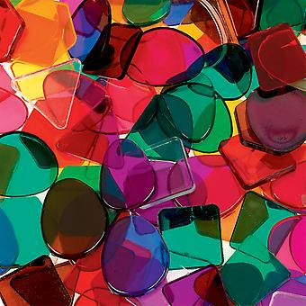 Rapid Mosaic Translucent Tiles 500g Pack