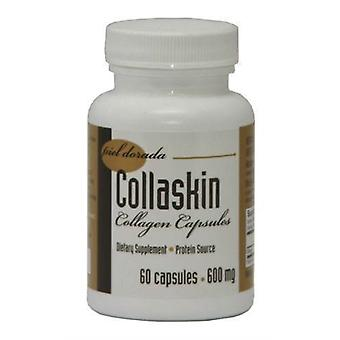 Nutriforce Colageno Collaskin 600 mg  60 Capsules