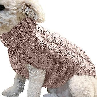 Warm Dog Cat Sweater Clothing Winter