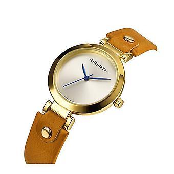 REBIRTH RE024 Simple Style Women Wrist Watch Elegant Design Quartz Watches