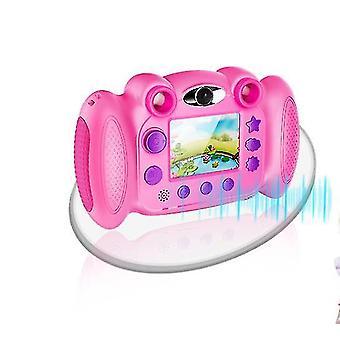 Kızlar Erkekler için Kameralar Dijital Video Kamera, Video Fotoğraf Oynatma Oyunları Kaydedin