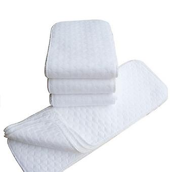 Newborn Baby Washable Nappy Care Reusable Absorbent Health Safe Liners Diaper