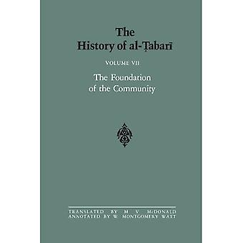History of Al-Tabari: v.7: Vol 7 (SUNY Series in Near Eastern Studies)