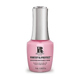 Red Carpet Manicure Fortify & Protect Gel Polish - Top Billed Beauty