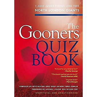 The Gooners Quiz Book by Chris Cowlin - 9781785384820 Book