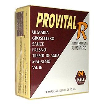 Nale Provital Grip 14 ampollas