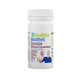Biover Bhealthy Multuvit Senior 45 Cap