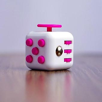 Fidget Cube Decompression Dice Anxiety Venter Six-sided Fingertip Toy