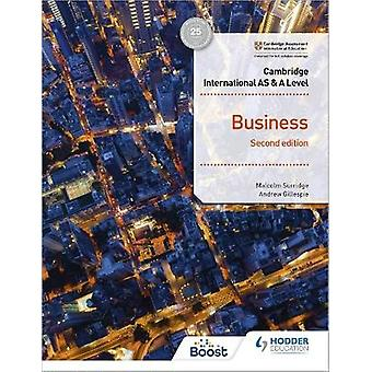 Cambridge International AS  A Level Business Second Edition
