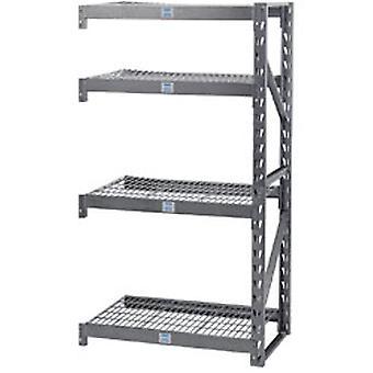 Draper 5231 Expert HD Steel 4 Shelving Extension Unit 1040x610x1830mm