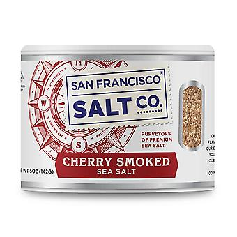 San Francisco Salt Co. Cherry Smoked Sea Salt