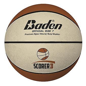 Baden Basketball Scorer Indoor/Outdoor Deluxe Kumipallo - Koko 3