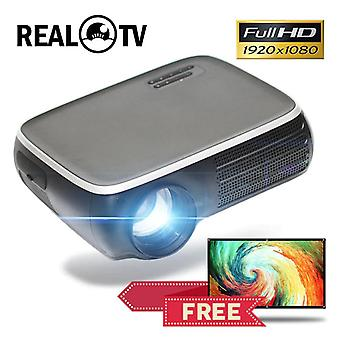 Full HD 1080P-projector 4K Cinema Android