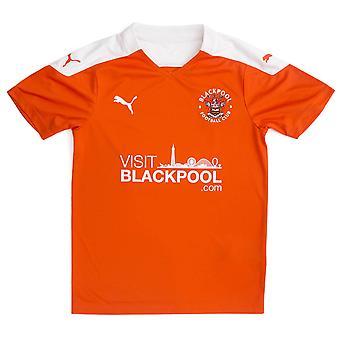 2020-2021 Blackpool Home Shirt (Kids)