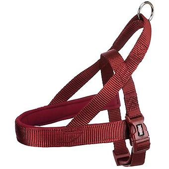 Trixie Arnés Noruego Premium Burdeos (Dogs , Collars, Leads and Harnesses , Harnesses)