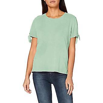 Tom Tailor Knotendetail T-Shirt, 23487/Fresh Mint, M Man