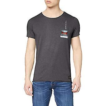 Q/S designed by - s.Oliver 520.10.003.12.130.2005981 T-Shirt, 99w0 Black Fabric, XL Men's