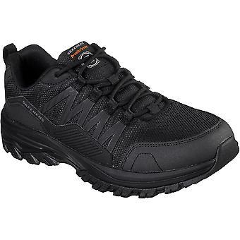 Skechers الرجال فانتر الأحذية المهنية مقاومة زلة