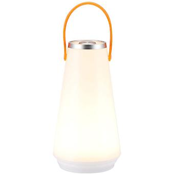 Led Portable Night Light, Beautiful Outdoor Camping Bedside Table Lamp Emergency Touch,(warm White) (1 Pcs)