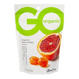 Siirry orgaaninen kova karkki veri oranssi