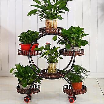 Louis Fashion Plant Shelves Modern Simple