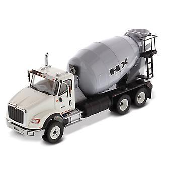 International HX615 Concrete Mixer Diecast Model Lorry