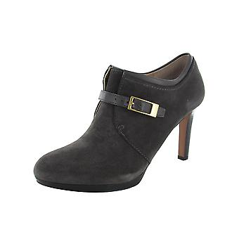 Franco Sarto Womens Sabelle Slip On Bootie Shoes