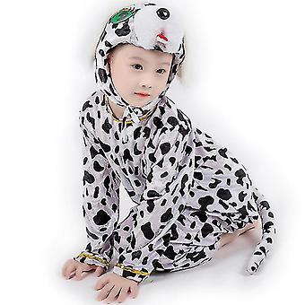 Xs (100cm) spotty σκύλος cosplay κοστούμι κοστούμι κοστούμι κοστούμι ρούχα διακοπές ρούχα cai473