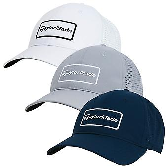Taylormade Mens 2021 Performance Lite Moisture Wicking Perforated Golf Cap