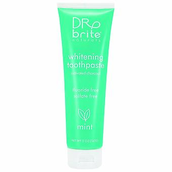 Dr. Brite Sbiancamento Dentifricio Menta, 0, 5 Oz