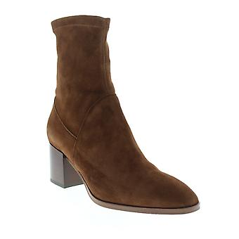 Aquatalia Adult Womens Tia Stretch Suede Ankle & Booties Boots