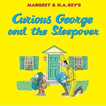 Nysgjerrige George og overnatting av H A Rey