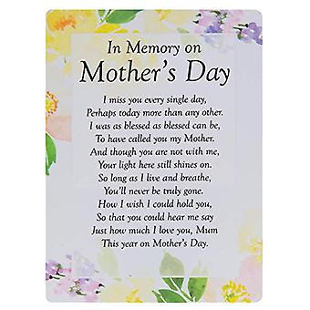 Graveside Memorial Cards - On Mother's Day