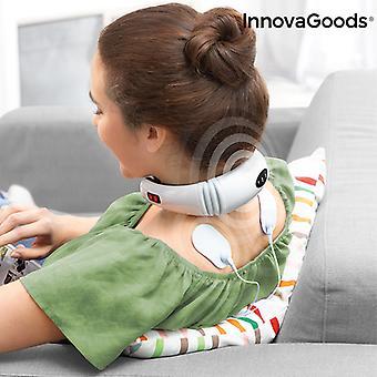 InnovaGoods elektromagnetisk nack- och ryggmassager