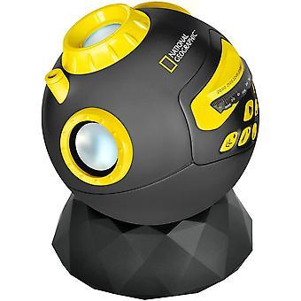 Astro Planetarium Multimedia mit Lautsprecher für den Anschluss eines MP3-Player oder das