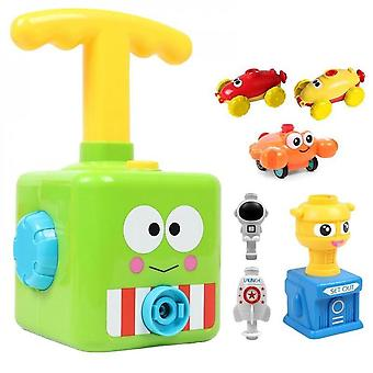 Power Balloon Launch Tower Angry Bird Toy